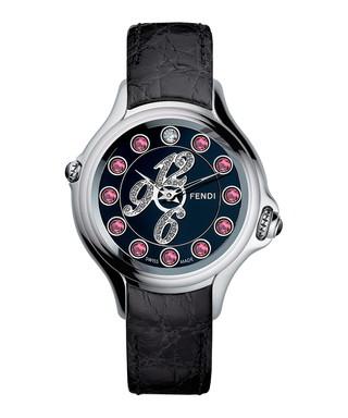 1a372b0041fa7 Crazy Carats pink   white diamond watch Sale - Fendi Sale
