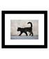 Bad Kitty framed print 33cm Sale - banksy Sale