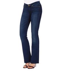 Pacific dark blue cotton blend jeans