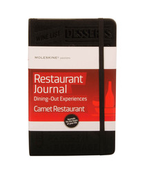 Black restaurant journal