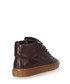 Brown high-top leather trainers Sale - balenciaga Sale
