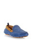 Blue leather suede slip-on shoes Sale - paul smith Sale