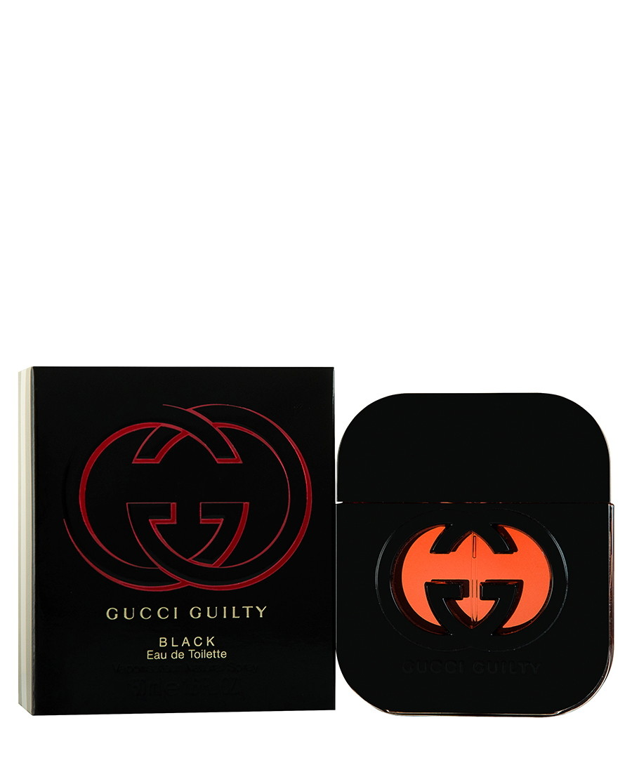 Guilty Black EDT 50ml Sale - gucci