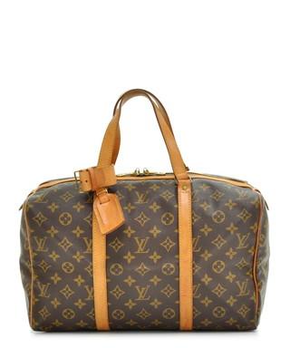 50134481dc43 Sac Souple 35 brown monogram grab bag Sale - Vintage Louis Vuitton Sale