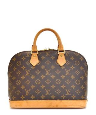 4455a5b083d1 Alma brown monogram grab bag Sale - Vintage Louis Vuitton Sale