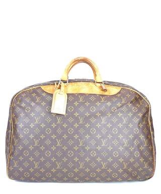 1b8b8f3d31a2 Alize 2 Poches brown monogram holdall Sale - Vintage Louis Vuitton Sale