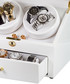 White leather large watch winder Sale - andre belfort Sale