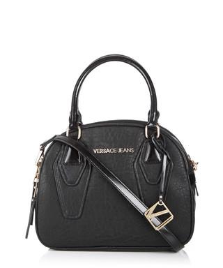 669732ac92f8b Black curved bowling bag Sale - Versace Jeans Sale