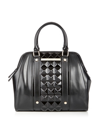48ee7242d1ea9 Black studded grab bag Sale - Versace Jeans Sale