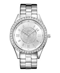 Mondrian diamond & Swarovski watch