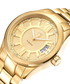Bond gold-plated diamond dial watch Sale - jbw Sale