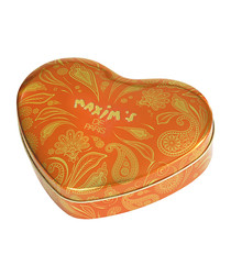 Image of Gold heart milk chocolate selection