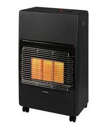 Image of Black gas heater