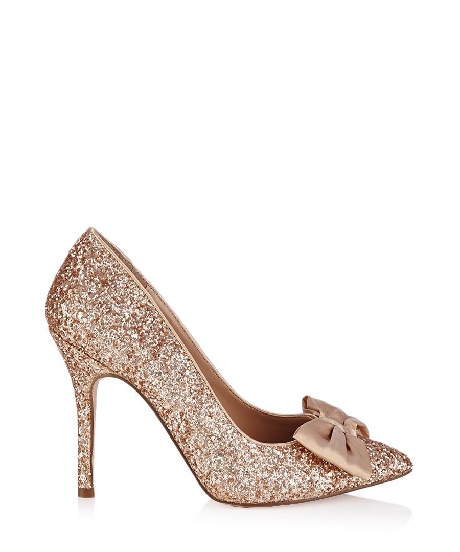 Chloe gold glitter heels Sale - Carvela Kurt Geiger