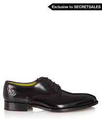 Cambronne black leather Oxfords