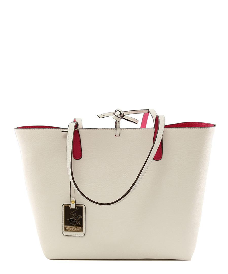 514a67b01e White   fuchsia shoulder bag Sale - Beverly Hills Polo Club ...