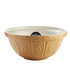Cane brown earthenware mixing bowl 33cm Sale - mason cash Sale