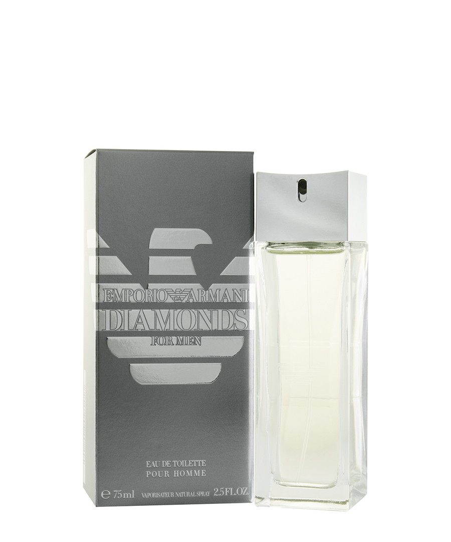 Diamonds EDT 75ml Sale - armani