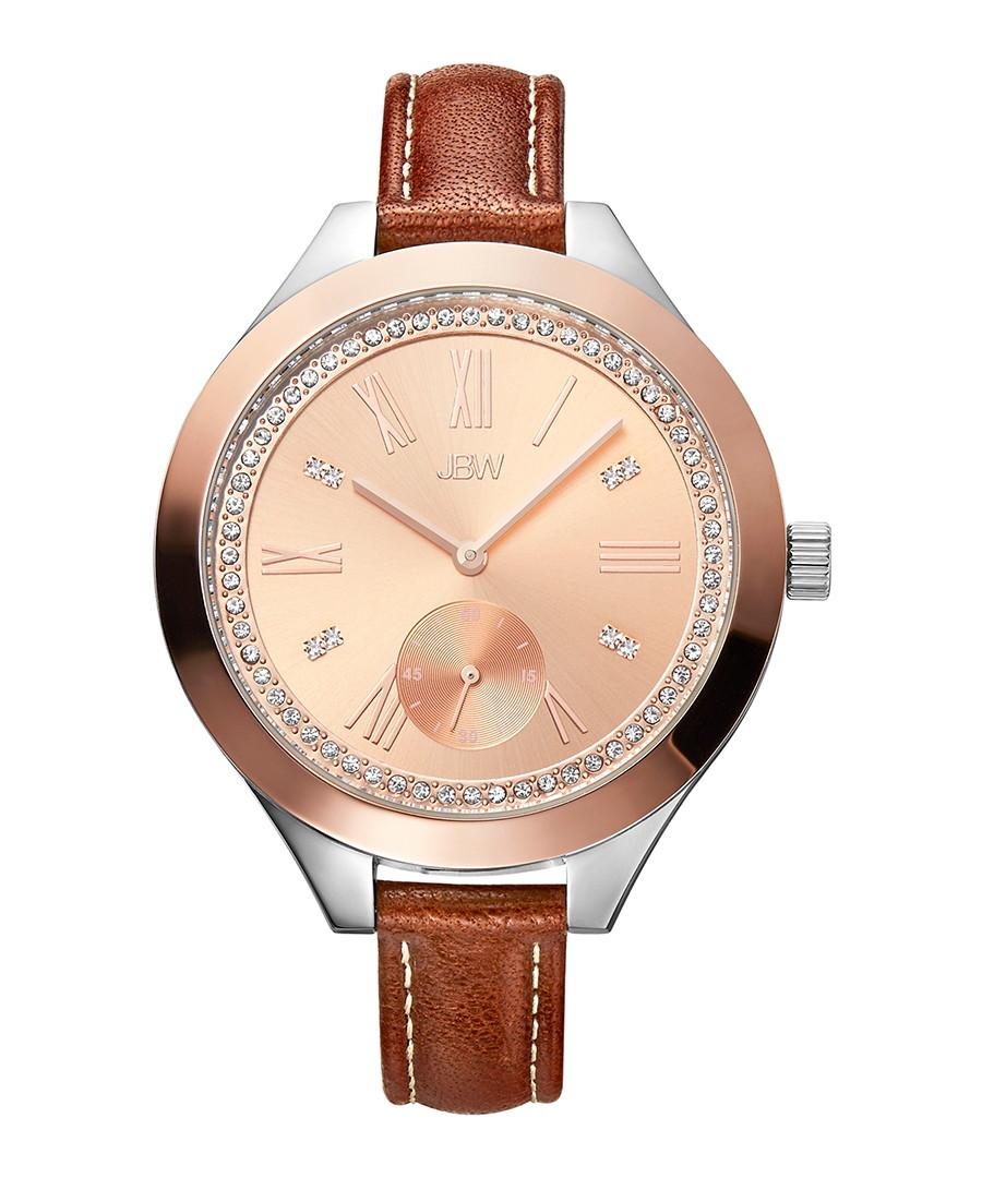 Aria two-tone diamond dial watch Sale - jbw