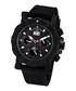 Plongeur black ion-plated watch Sale - andre belfort Sale