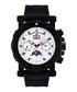 Plongeur black & white ion-plated watch Sale - andre belfort Sale