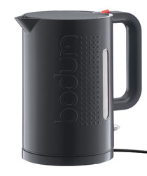 Bistro black electric water kettle