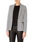 Navy & white pure cotton striped blazer Sale - Day Birger Sale