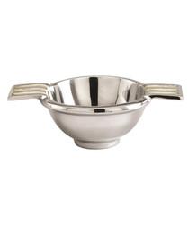 Aluminium presenting bowl