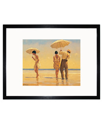Mad Dogs framed print 35cm