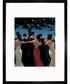 Waltzers framed print 35cm Sale - Jack Vettriano Art Sale