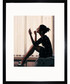 Only The Deepest Red II framed print Sale - Jack Vettriano Art Sale