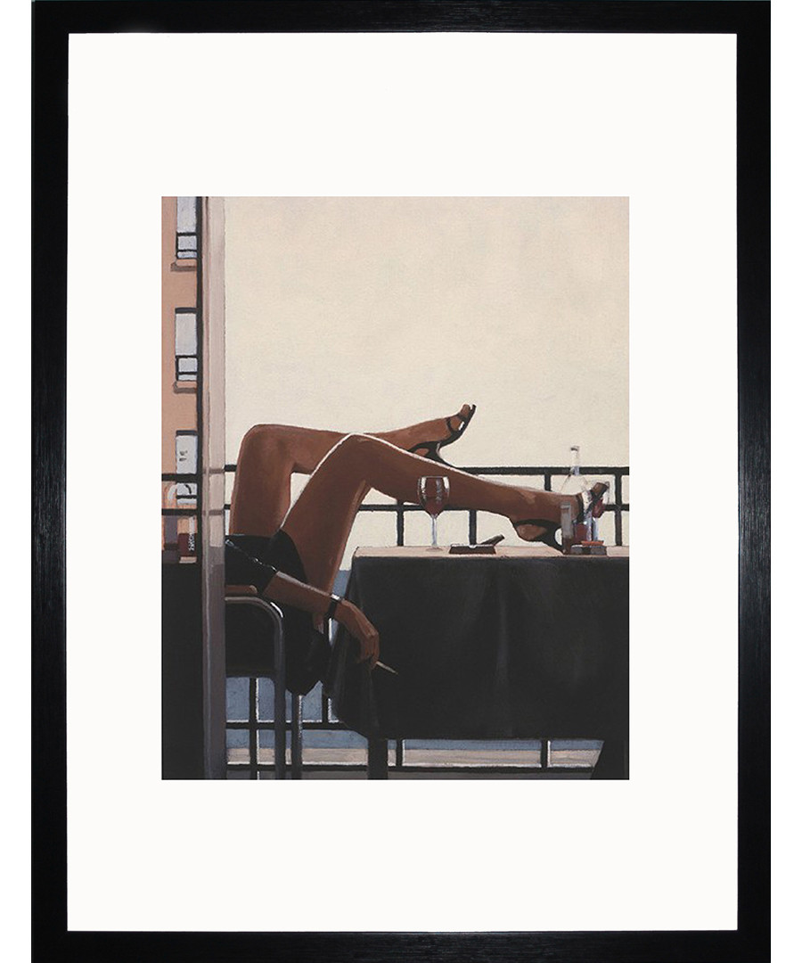 The Temptress framed print Sale - Jack Vettriano Art