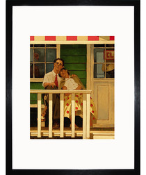 The Innocents framed print