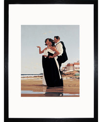 The Missing Man II framed print