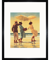 The Picnic Party II framed print