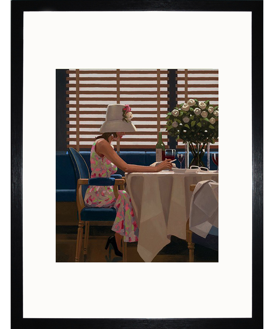 Days Of Wine And Roses framed print Sale - Jack Vettriano Art