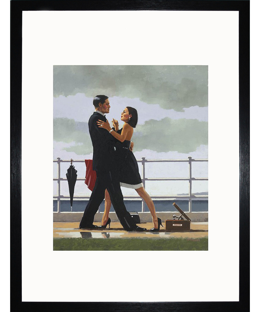 Anniversary Waltz framed print Sale - Jack Vettriano Art