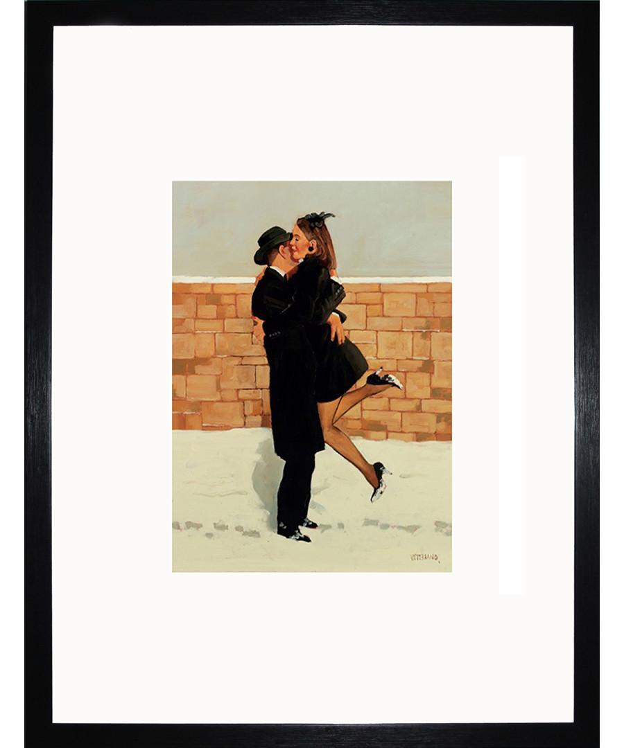 Love Story framed print Sale - Jack Vettriano Art