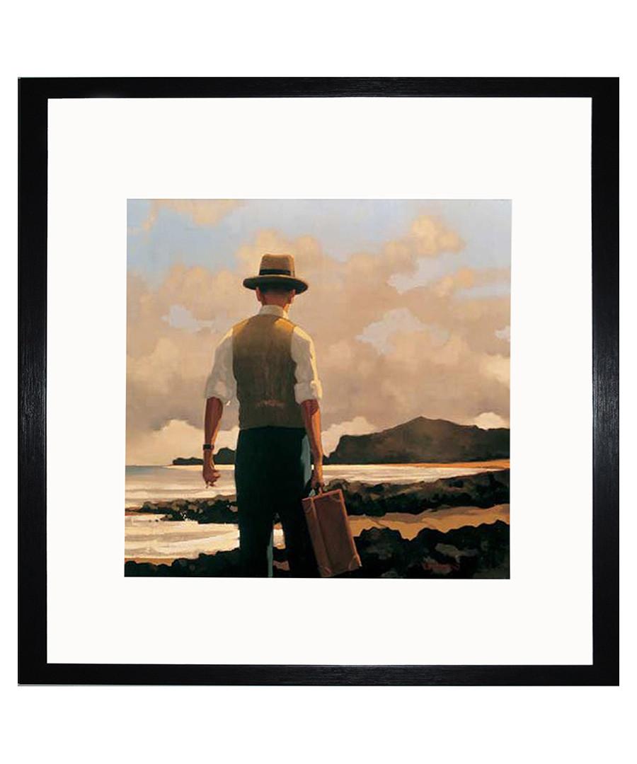 The Drifter framed print Sale - Jack Vettriano Art