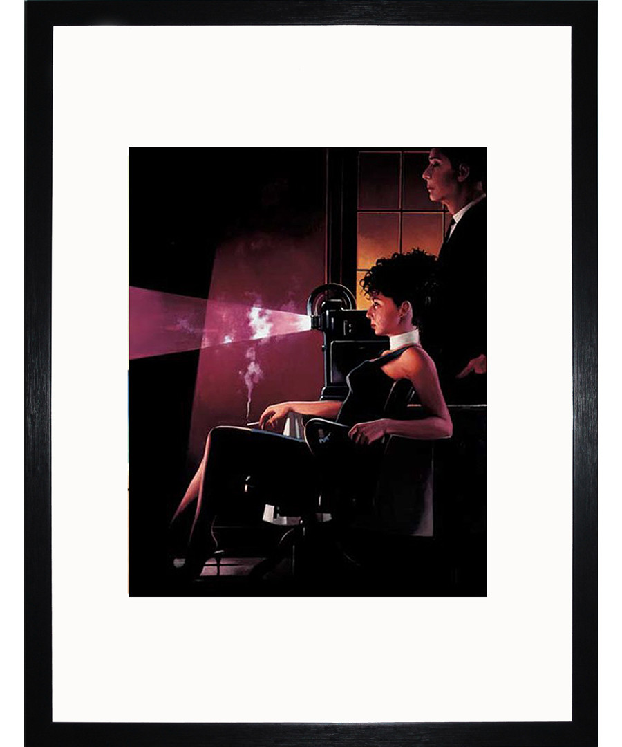 An Imperfect Past framed print Sale - Jack Vettriano Art
