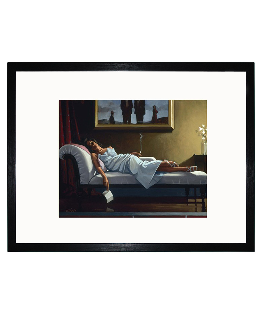 The Letter framed print Sale - Jack Vettriano Art