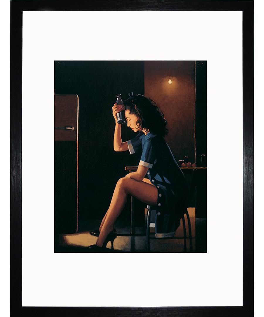 Heatwave framed print Sale - Jack Vettriano Art
