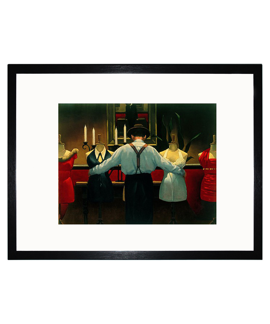 A Kind Of Loving framed print Sale - Jack Vettriano Art