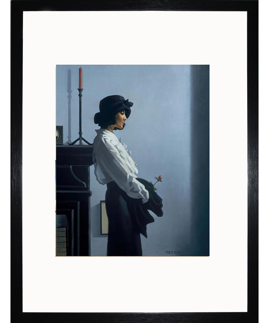 Valentine Rose framed print Sale - Jack Vettriano Art