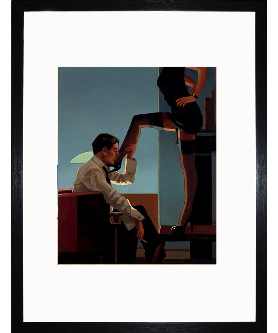 Night Calls II framed print Sale - Jack Vettriano Art