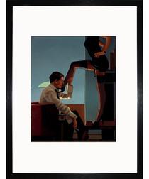 Night Calls II framed print