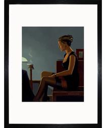 Queen Of Diamonds II framed print