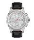 Aerotime steel & leather watch Sale - mathis montabon Sale