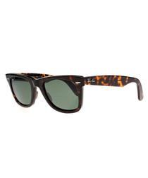 Original Wayfarer Havana sunglasses