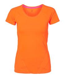 Carly orange T-shirt